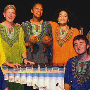 Second Next 50 Concert this Friday: African Music