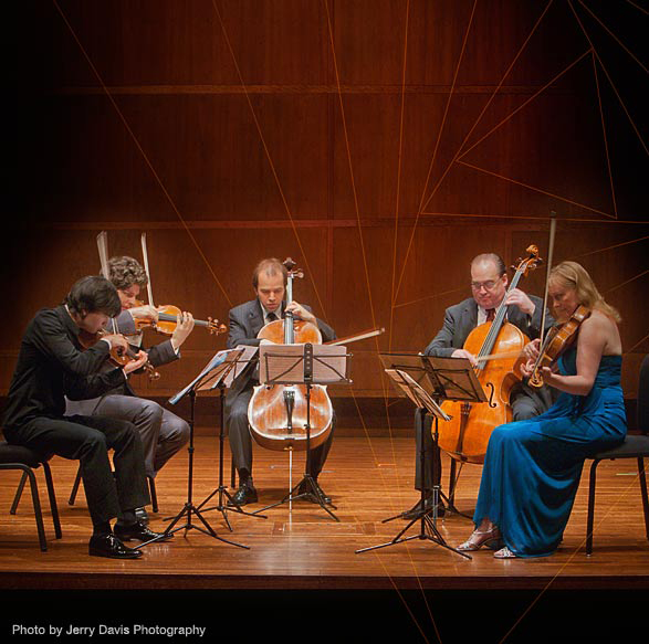 Seattle Chamber Music Society, Photo Courtesy of SCMS