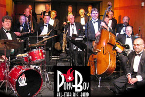 Featured image for Pony Boy All-Star Big Band