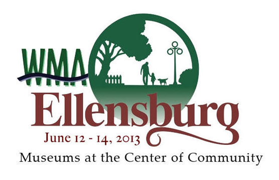 Washington Museums Association 2013 conference logo ©